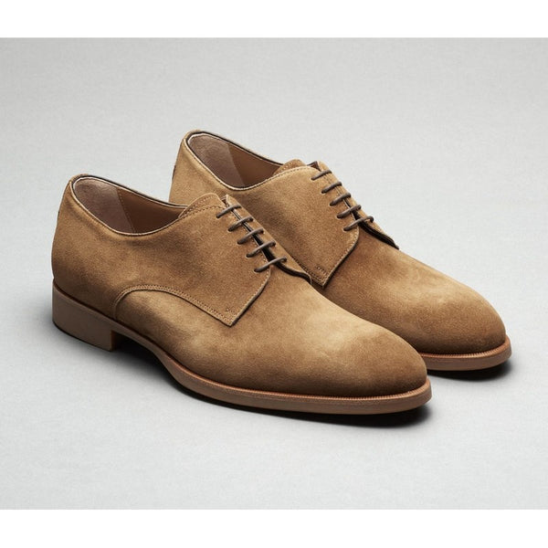 Di Bianco | Velour Laced Derby