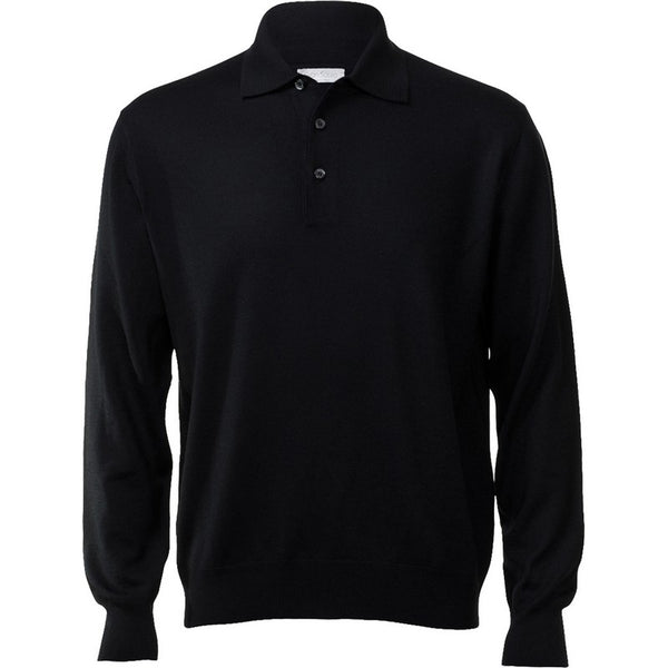 Gran Sasso | Wool Classic Polo (2 Colors)