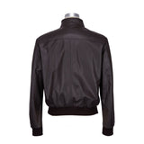 Maurizio Baldassari | Leather Reversible Jacket