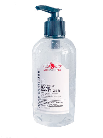 Hand Sanitizer  - 3 Sizes Available
