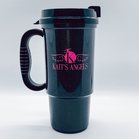 Kait's Angels Travel Coffee Mug