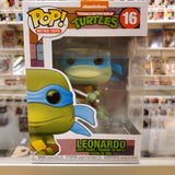 Tmnt ninja turtles Leonardo funko pop #16