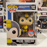 Mega Man - Thunder Beam Exclusive Funko Pop #102
