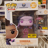 SOMBRA Overwatch Exclusive Funko Pop #307