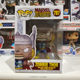 ZOMBIE THOR MARVEL ZOMBIES FUNKO POP #787