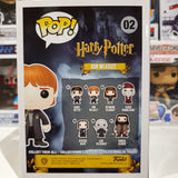 RON WEASLEY HARRY POTTER FUNKO POP #02
