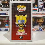 BUMBLEBEE TRANSFORMERS FUNKO POP #23
