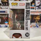 MILES MORALES (T.R.A.C.K. SUIT) GAMERVERSE MARVEL SPIDER-MAN FUNKO POP #768