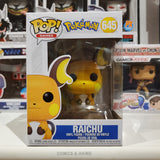 RAICHU POKEMON FUNKO POP #645