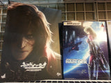 captain Harlock 12 inch hot toys