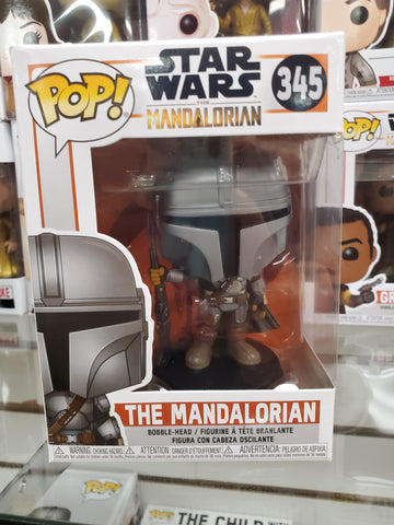 The Mandalorian Star Wars Mandalorian #345
