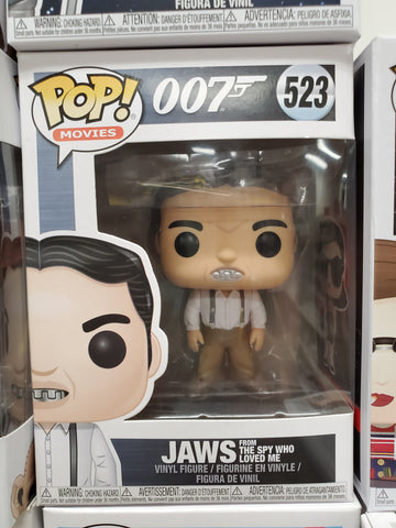 JAWS The Spy Who Loved Me #523 Funko Pop