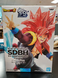 Banpresto SDBH 9th Anniversary Figure Super Saiyan - Statue