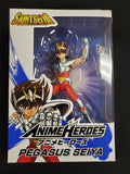 Bandai Saint Seiya Knights of the Zodiac Anime Heroes Pegasus Seiya Action Figur
