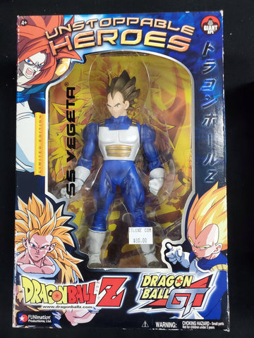 SS VEGETA DRAGON BALL Z GT Action Figure