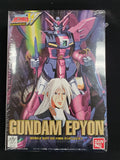 Mobile Suit Gundam Wing Figure Ver. 1/144 Gundam Epyon Plastic Model