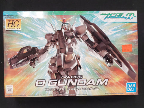0 Gundam GN-000 Bandai Model Kit
