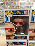 Stan Lee Thor Ragnarock #655 funko pop