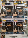 Kirito sword art online funko pop #82 animation