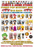Mystery exclusive box special funko pop