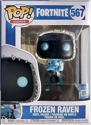 Frozen Raven FORTNITE FUNKO POP 567
