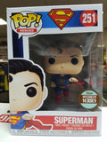 Superman specialty series funko pop