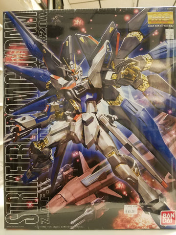 Gundam Strike Freedom 1/100 MG