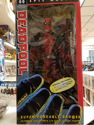 Deadpool Neca 18 inch  1/4 figure