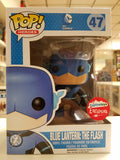Blue Lantern the Flash exclusive fugitivetoys funko pop #47