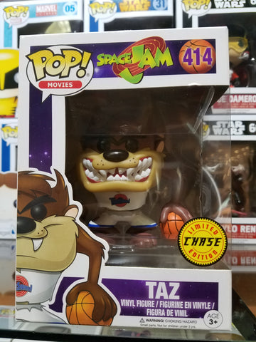 Taz space jam chase limited edition