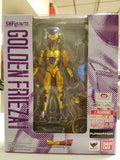 Golden Frieza SH Figuarts figure ressurection F