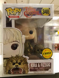 Kira and Fizzgig chase limited edition funko pop