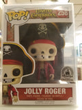 Jolly Roger pirates of the Caribbean funko pop exclusive #258