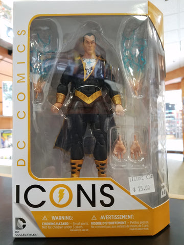 Black Adam Dc icons 6 inch figure