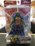 Martian Manhunter figure dc Brightest day 6 inch