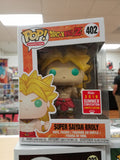 Super sayan Broly sdcc summer convention exclusive funko pop