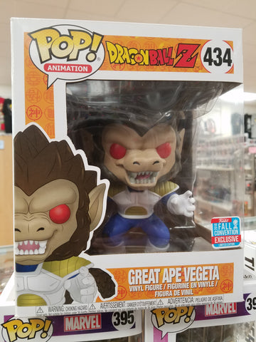 Great Ape Vegeta Exclusive funko pop