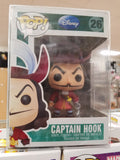 Captain Hook rare disney funko pop