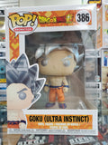 Goku (Ultra Instinct) Dragon Ball Super Funko Pop #386