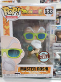 MASTER ROSHI FUNKO SPECIALTY SERIES POP #533