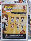 Biker Daryl The Walking Dead Preview Exclusive Funko POP #96