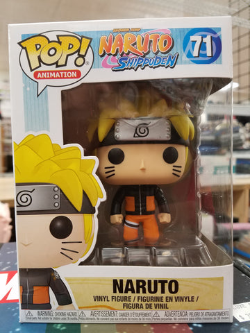 Naruto shippuden #71 animation funko pop