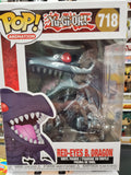 RED-EYES B. DRAGON YU-GI-OH #718 ANIMATION FUNKO POP