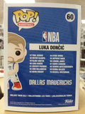 Luka Doncic Dallas Mavericks basketm