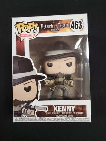 KENNY ATTACK OF THE TITANS #463 FUNKO POP