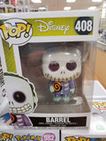 BARREL DISNEY #408 FUNKO POP