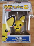 PICHU Pokemon #579 Funko POP