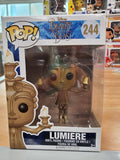 LUMIERE Beauty And The Beast #244 Funko Pop