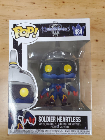 SOLDIER HEARTLESS KINGDOM HEARTS III #484