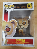 SIMBA Disney The Lion King #547 FUNKO POP